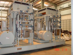 Instrument Air Compressor Systems Danmar Industries